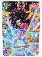 Goku vs Broly SSJ4 Card