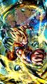 DB Legends Super Saiyan Goku (DBL25-07S) Destructive Dragon Fist (Death-Defying Combination - Alternate Character Illustration)
