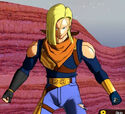 Super 17 Android 18 absorbed DBHScreenshot
