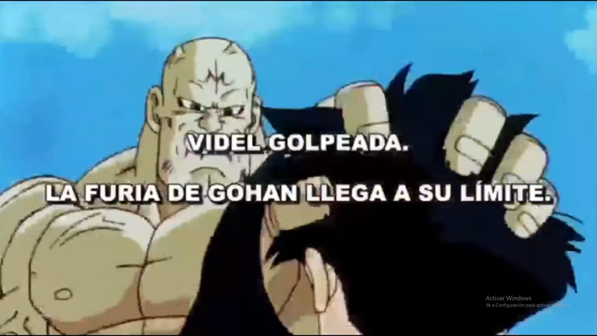 Episodio 8 (Dragon Ball Z Kai: The Final Chapters)