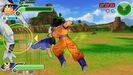 DBZ TTT Perfect Cell teleports,thus dodging Goku's punch