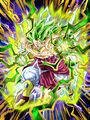 Dokkan Battle - SSR - TEQ - Legendary Super Saiyan 3 Broly