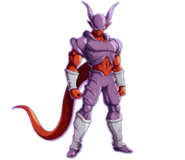 Janemba FighterZ artwork maxiuchiha