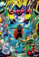 Baby Vegeta Ozaru Dorado y Dr. Myuu - Dragon Ball Heroes