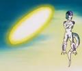 Power of the Spirit - Piccolo attacks Frieza