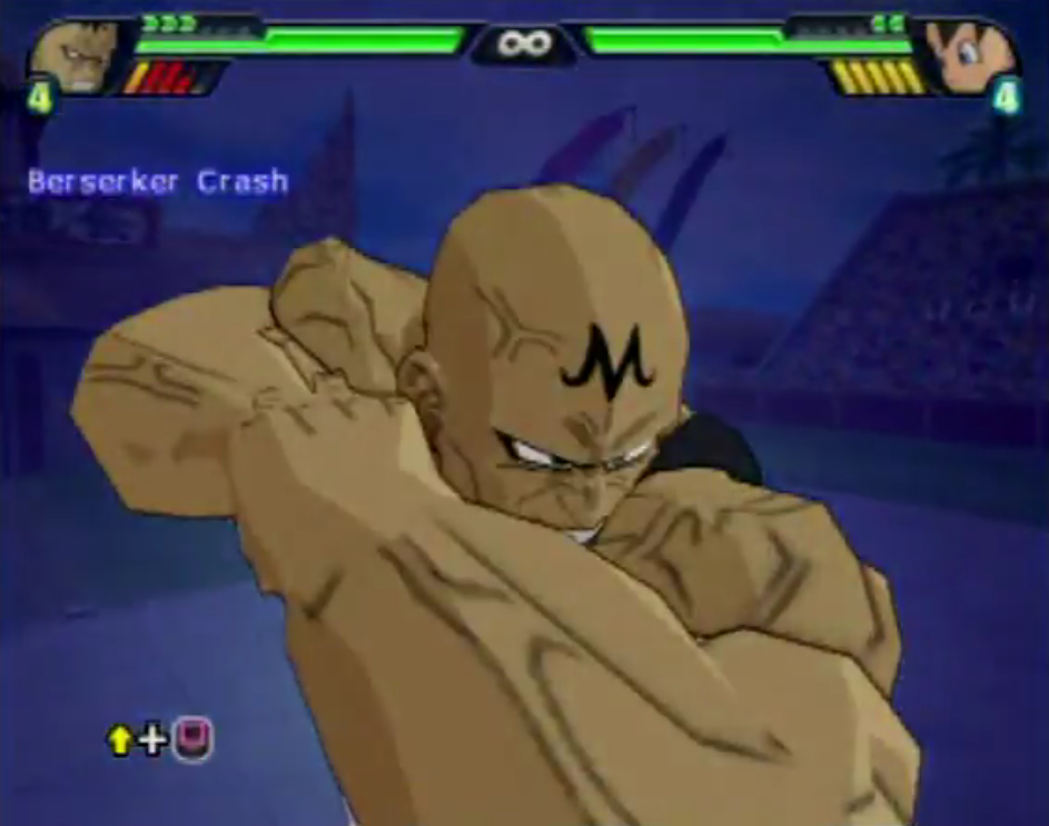 Berserker Crash