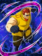 Dokkan Battle Boss Mifan Army Android Sergeant Metallitron card (Story Event Mystical Adventure - Parallel World Major Metallitron SR)
