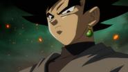 Goku Black en su primera aparición