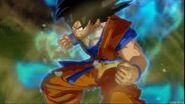 Goku va a kaioken