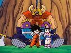 119 Oxking Goku and Chichi