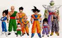 Dragon Ball Main Characters in the Androids Saga by Akira Toriyama