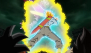 SuperTrunks Hikari Sword 3