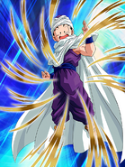 Dokkan Battle Reliable Helper Krillin card (Demon Clothes)