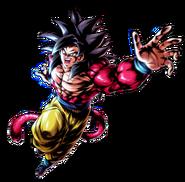 Saiyano 4 al Ultramaximo Poder DB Legends