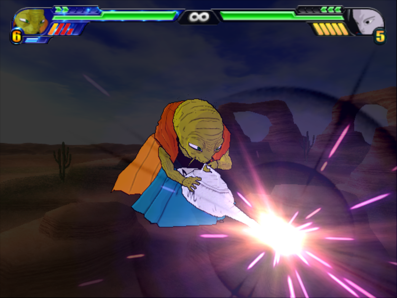 Babidi's Ultimate Power