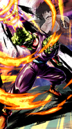 DB Legends Legends Limited Piccolo (DBL22-03S) Special Beam Cannon (Agile Style Piccolo's Demon Clothes - Alternate Character Illustration)
