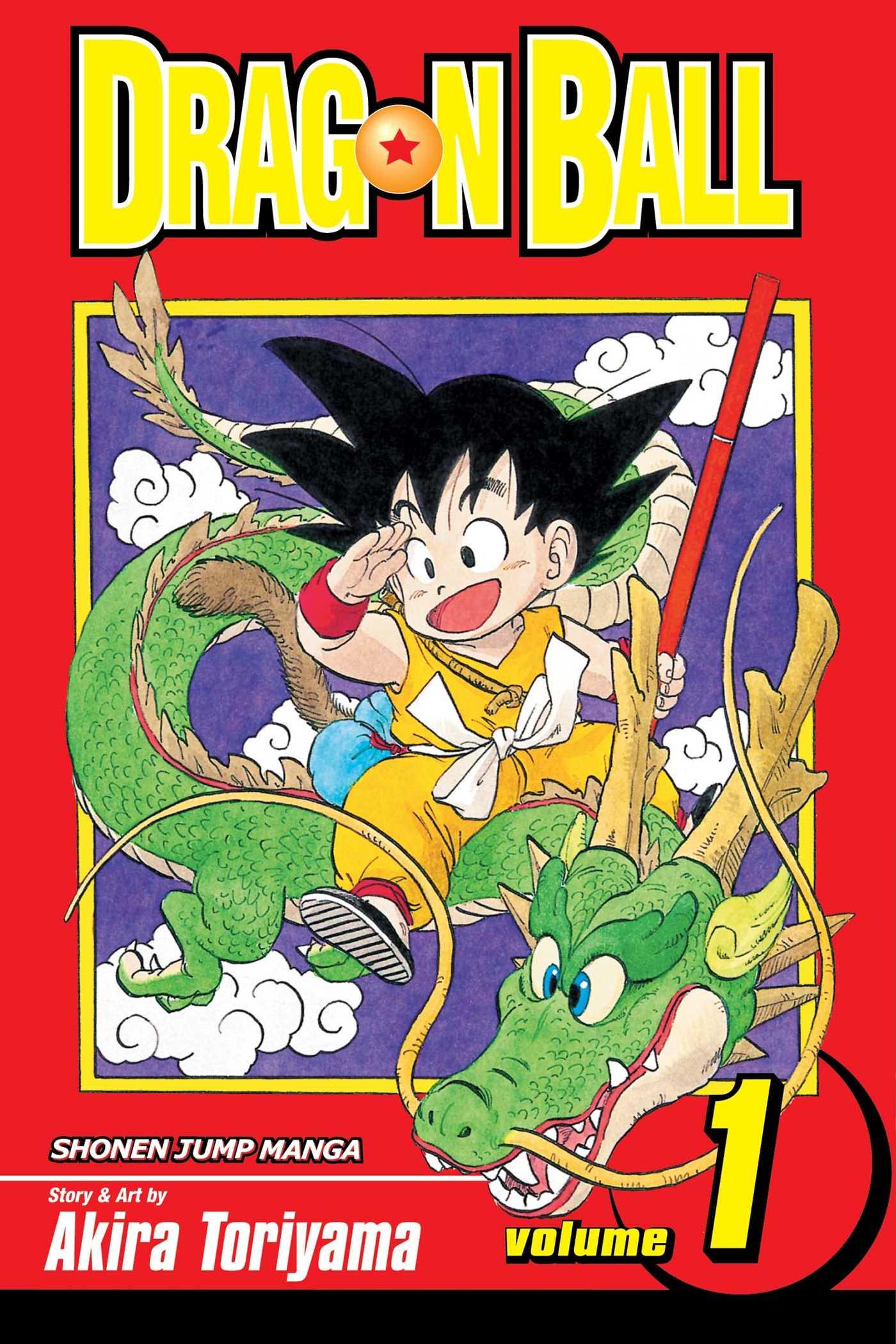 List of Dragon Ball manga chapters