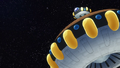 Mini vaisseau