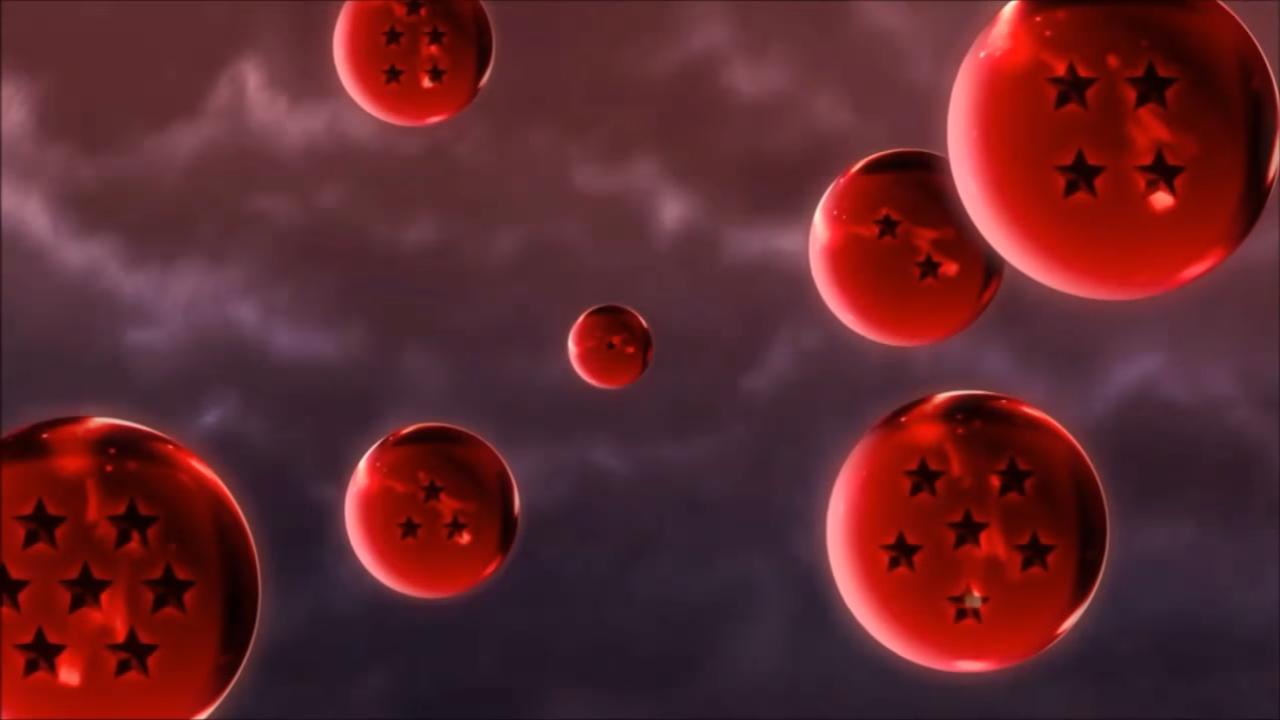 Dragon Balls Sombres