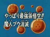 Goku é o homem mais forte do Universo