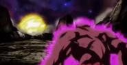 La Explosión Final desde la perspectiva de Toppo