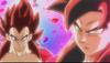 SSJ4 Limit Break Goku Vegeta 2