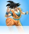 Goku Dragon Ball Zenkai Battle Royale