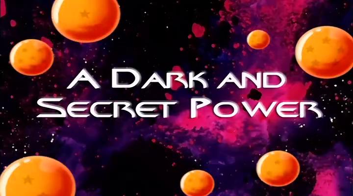 A Dark and Secret Power
