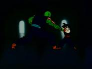 Gohan vs Piccolo