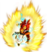 SSJ4-Gogeta Battle of Z