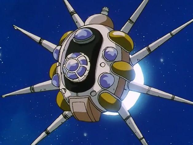 Astronave a otto tentacoli
