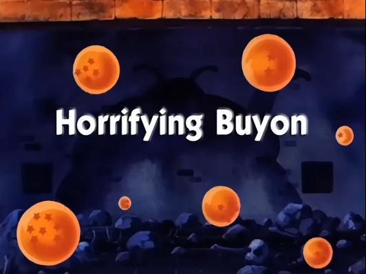 Horrifying Buyon