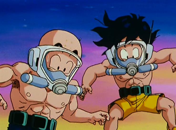 Dragon Ball Z épisode 117