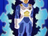 Super Saiyan God Super Saiyan (Evil Aura)