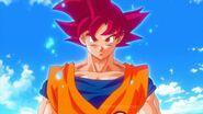 Goku ssj god by tikitimami-d6sc2pt
