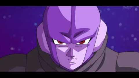 Hit attacks Frost! Dragon Ball Super Episode 35
