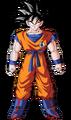 Son Goku Character Art