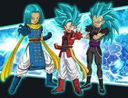Super God Class-up Saiyan1