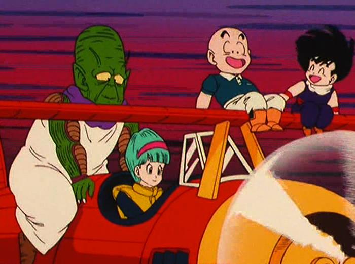 Dragon Ball Z épisode 041