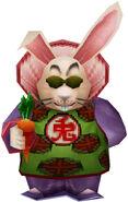 Jefe conejo en DBOrigens
