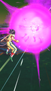 DB Legends Shallot (DBL00-01) Planet Burst (Special Move Arts - explosion)