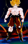 Son Goku SS en Namek