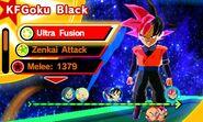 KF Goku Black (SSG Goku)