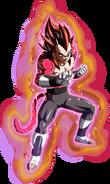 Vegeta - Xeno (Super Full Power Saiyan 4 - Genkai Toppa) (Artwork)