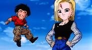 Android 18 display