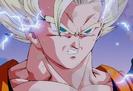 SSJ2 Goku Majin Buu Saga