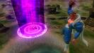 Dabura attacking Zenkai Royale