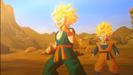 Goten and Trunks Super Saiyan