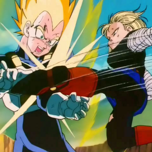 Vegeta vs Androide 18.png