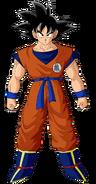 Goku Saga Saiyan